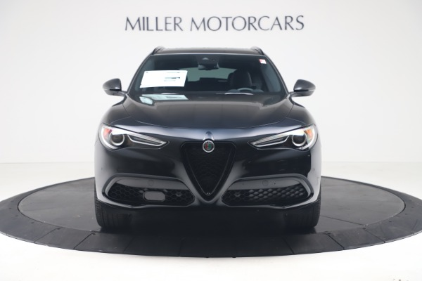 New 2020 Alfa Romeo Stelvio Ti Sport Q4 for sale $57,590 at Alfa Romeo of Westport in Westport CT 06880 12