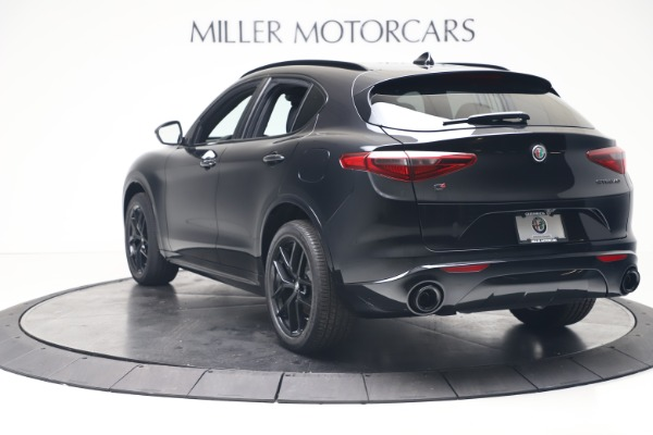 New 2020 Alfa Romeo Stelvio Ti Sport Q4 for sale $57,590 at Alfa Romeo of Westport in Westport CT 06880 5