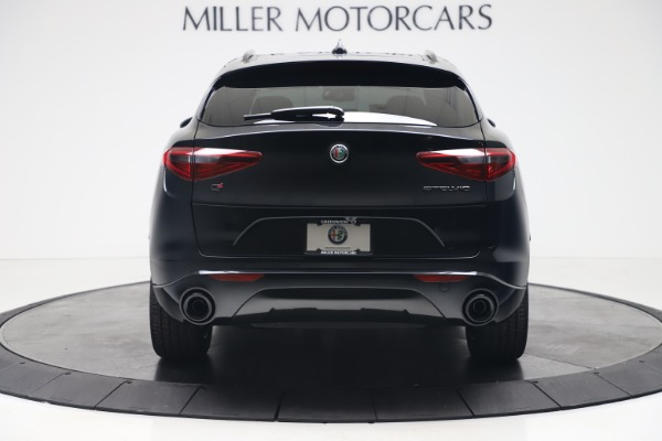 New 2020 Alfa Romeo Stelvio Ti Sport Q4 for sale $57,590 at Alfa Romeo of Westport in Westport CT 06880 6