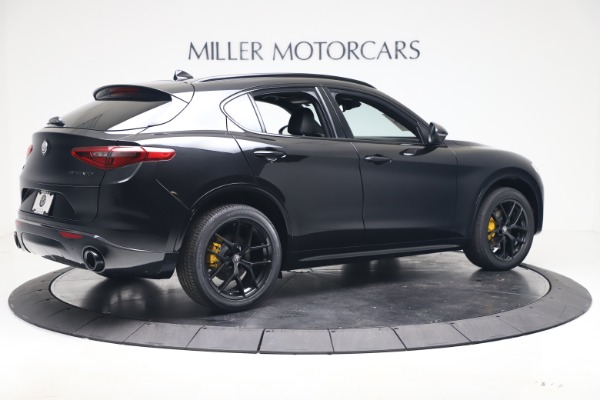 New 2020 Alfa Romeo Stelvio Ti Sport Q4 for sale $57,590 at Alfa Romeo of Westport in Westport CT 06880 8