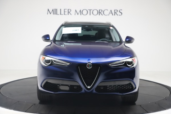 New 2020 Alfa Romeo Stelvio Ti Q4 for sale $54,340 at Alfa Romeo of Westport in Westport CT 06880 12