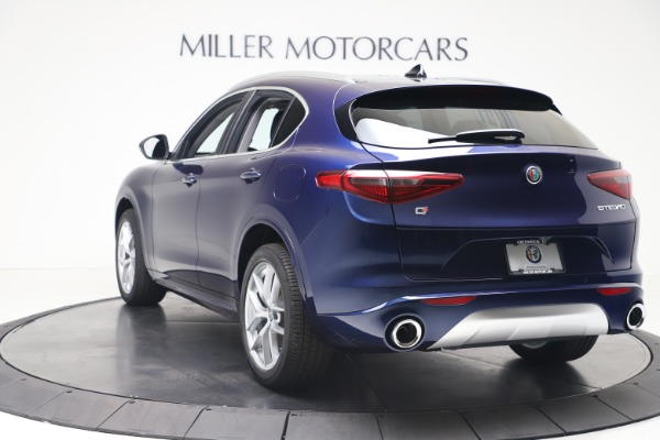 New 2020 Alfa Romeo Stelvio Ti Q4 for sale $54,340 at Alfa Romeo of Westport in Westport CT 06880 5