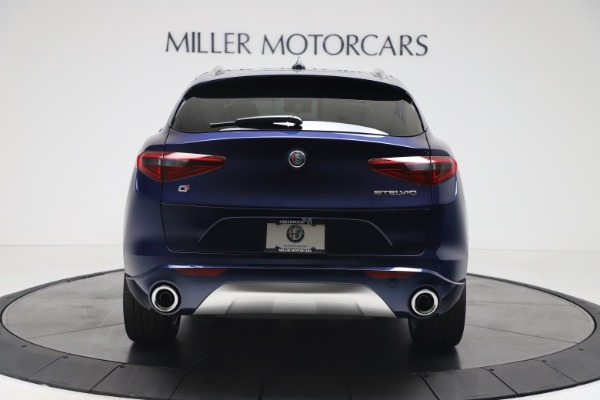 New 2020 Alfa Romeo Stelvio Ti Q4 for sale $54,340 at Alfa Romeo of Westport in Westport CT 06880 6