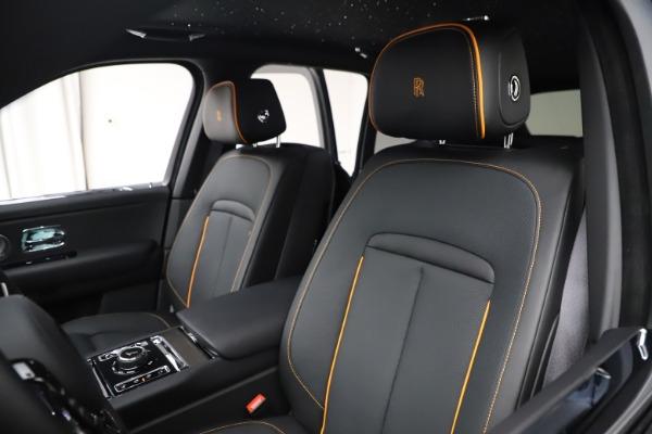 New 2020 Rolls-Royce Cullinan for sale $385,525 at Alfa Romeo of Westport in Westport CT 06880 14