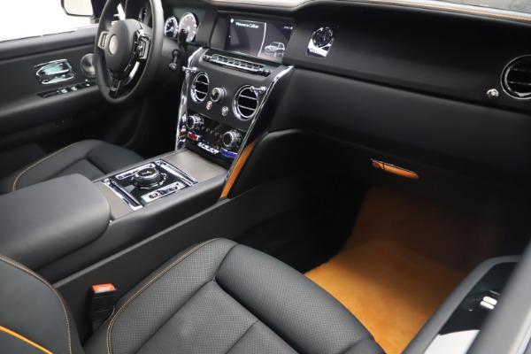 New 2020 Rolls-Royce Cullinan for sale $385,525 at Alfa Romeo of Westport in Westport CT 06880 17