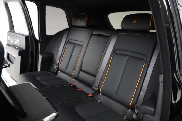 New 2020 Rolls-Royce Cullinan for sale $385,525 at Alfa Romeo of Westport in Westport CT 06880 18