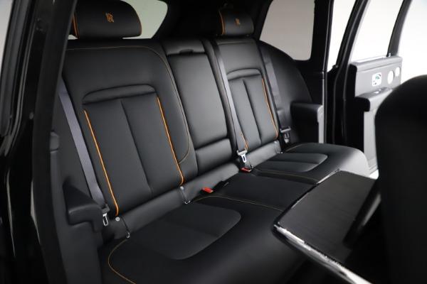 New 2020 Rolls-Royce Cullinan for sale $385,525 at Alfa Romeo of Westport in Westport CT 06880 19