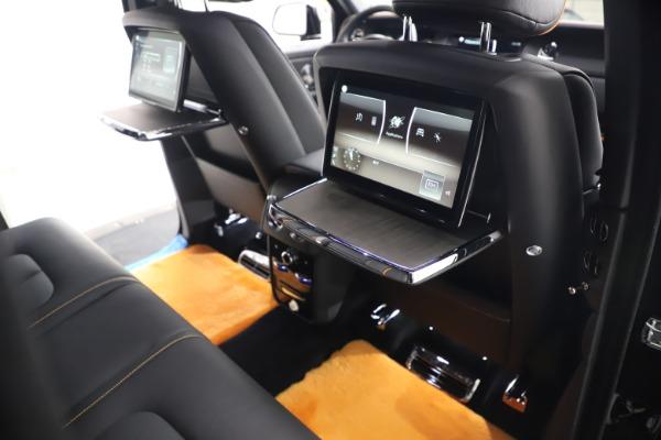 New 2020 Rolls-Royce Cullinan for sale $385,525 at Alfa Romeo of Westport in Westport CT 06880 21