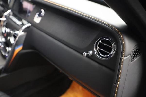 New 2020 Rolls-Royce Cullinan for sale $385,525 at Alfa Romeo of Westport in Westport CT 06880 27