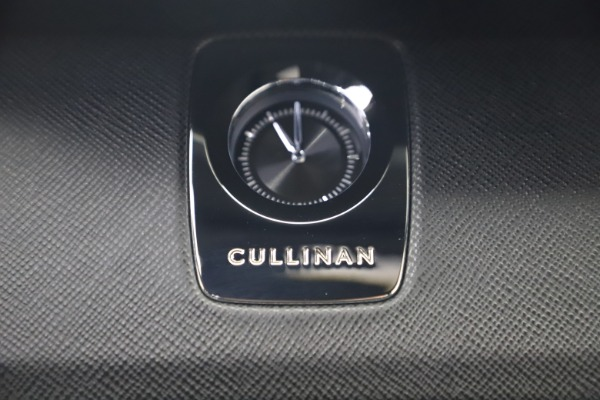 New 2020 Rolls-Royce Cullinan for sale $385,525 at Alfa Romeo of Westport in Westport CT 06880 28