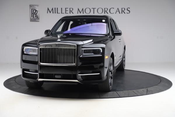 New 2020 Rolls-Royce Cullinan for sale $385,525 at Alfa Romeo of Westport in Westport CT 06880 3