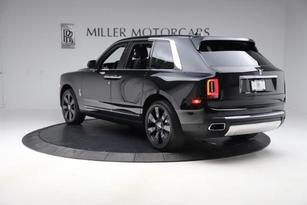 New 2020 Rolls-Royce Cullinan for sale $385,525 at Alfa Romeo of Westport in Westport CT 06880 6
