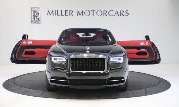 New 2020 Rolls-Royce Dawn for sale $393,050 at Alfa Romeo of Westport in Westport CT 06880 18