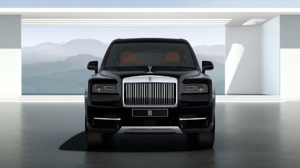 New 2020 Rolls-Royce Cullinan for sale $383,500 at Alfa Romeo of Westport in Westport CT 06880 2