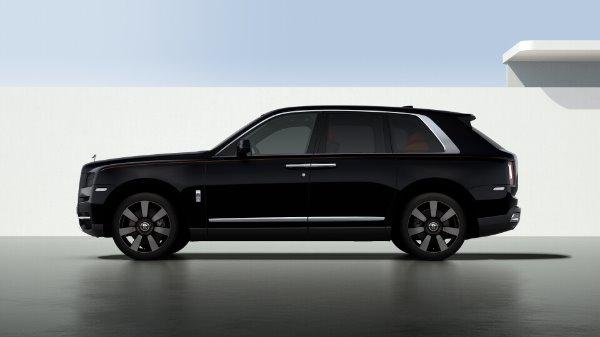 New 2020 Rolls-Royce Cullinan for sale $383,500 at Alfa Romeo of Westport in Westport CT 06880 3
