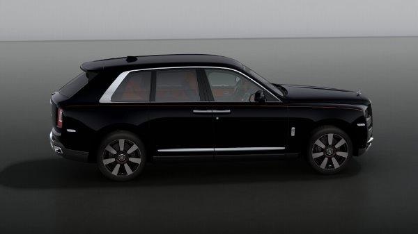 New 2020 Rolls-Royce Cullinan for sale $383,500 at Alfa Romeo of Westport in Westport CT 06880 5
