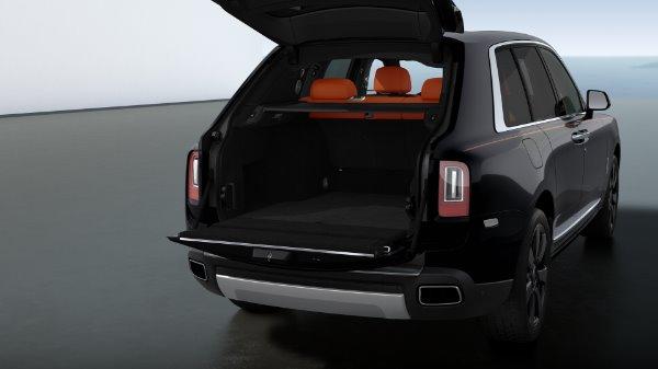 New 2020 Rolls-Royce Cullinan for sale $383,500 at Alfa Romeo of Westport in Westport CT 06880 6