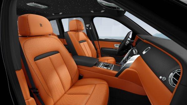 New 2020 Rolls-Royce Cullinan for sale $383,500 at Alfa Romeo of Westport in Westport CT 06880 7
