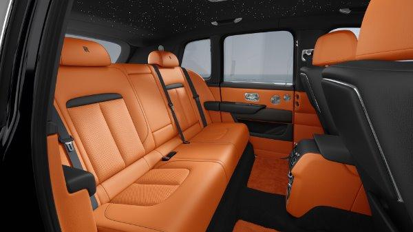 New 2020 Rolls-Royce Cullinan for sale $383,500 at Alfa Romeo of Westport in Westport CT 06880 8