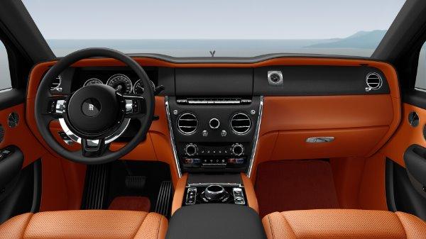 New 2020 Rolls-Royce Cullinan for sale $383,500 at Alfa Romeo of Westport in Westport CT 06880 9