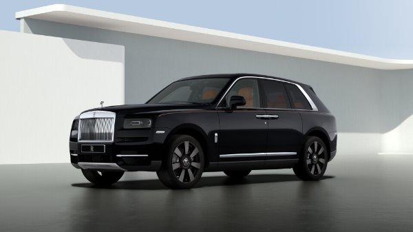 New 2020 Rolls-Royce Cullinan for sale $383,500 at Alfa Romeo of Westport in Westport CT 06880 1