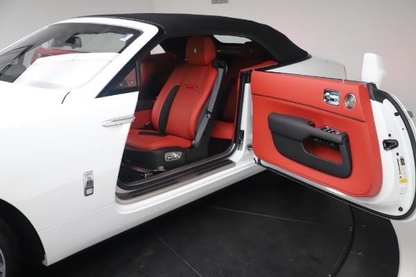 New 2020 Rolls-Royce Dawn for sale $404,675 at Alfa Romeo of Westport in Westport CT 06880 28