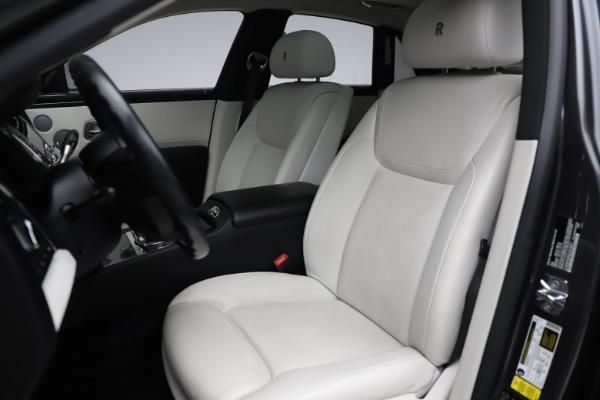 Used 2016 Rolls-Royce Ghost for sale $175,900 at Alfa Romeo of Westport in Westport CT 06880 13