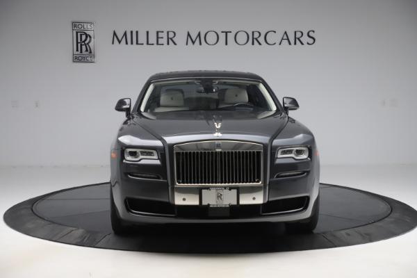 Used 2016 Rolls-Royce Ghost for sale $175,900 at Alfa Romeo of Westport in Westport CT 06880 2
