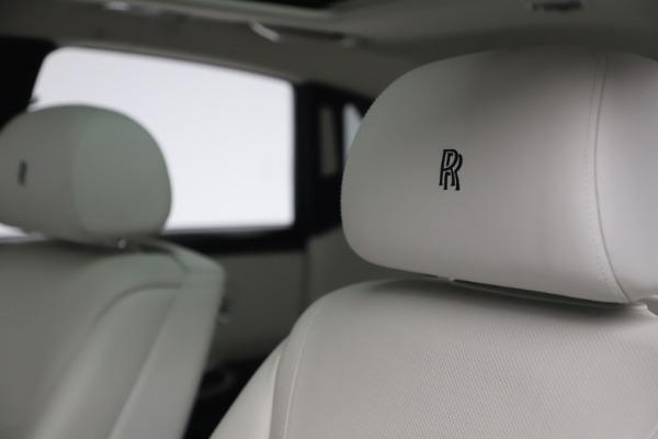 Used 2016 Rolls-Royce Ghost for sale $175,900 at Alfa Romeo of Westport in Westport CT 06880 23