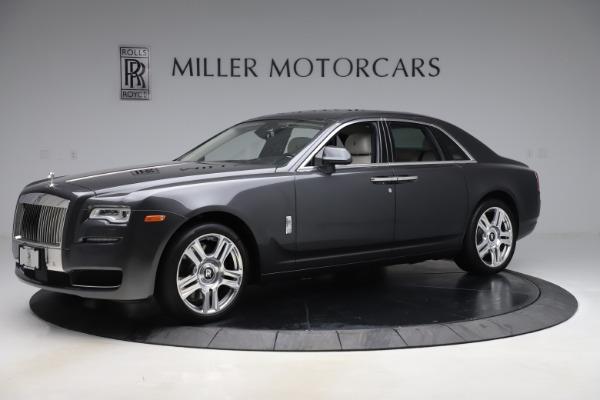 Used 2016 Rolls-Royce Ghost for sale $175,900 at Alfa Romeo of Westport in Westport CT 06880 3