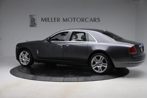 Used 2016 Rolls-Royce Ghost for sale $175,900 at Alfa Romeo of Westport in Westport CT 06880 5