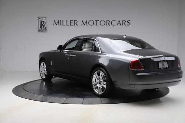 Used 2016 Rolls-Royce Ghost for sale $175,900 at Alfa Romeo of Westport in Westport CT 06880 6