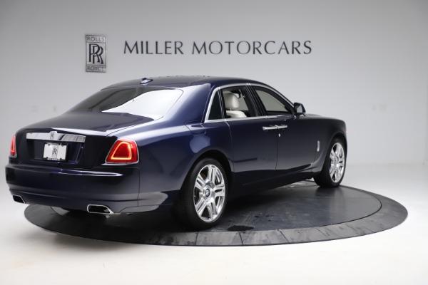 Used 2015 Rolls-Royce Ghost for sale $157,900 at Alfa Romeo of Westport in Westport CT 06880 10