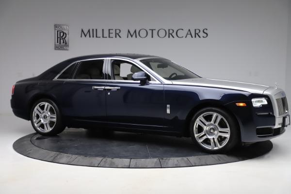 Used 2015 Rolls-Royce Ghost for sale $157,900 at Alfa Romeo of Westport in Westport CT 06880 12