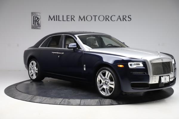 Used 2015 Rolls-Royce Ghost for sale $157,900 at Alfa Romeo of Westport in Westport CT 06880 13