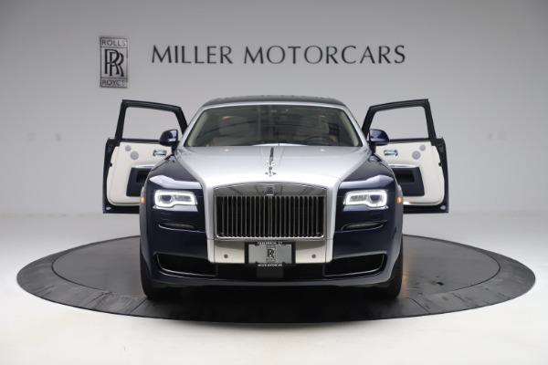 Used 2015 Rolls-Royce Ghost for sale $157,900 at Alfa Romeo of Westport in Westport CT 06880 14