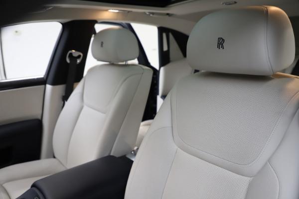 Used 2015 Rolls-Royce Ghost for sale $157,900 at Alfa Romeo of Westport in Westport CT 06880 15