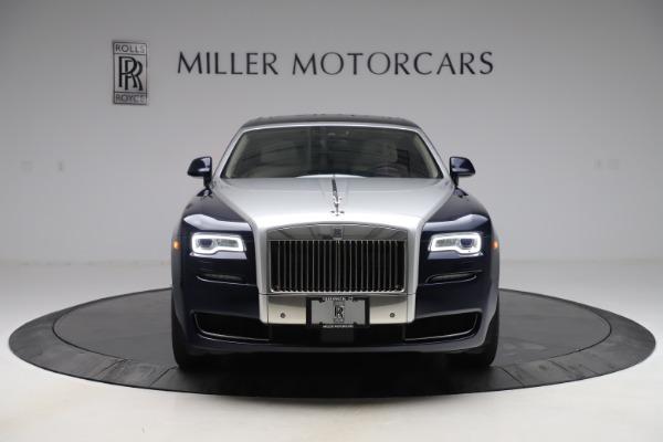 Used 2015 Rolls-Royce Ghost for sale $157,900 at Alfa Romeo of Westport in Westport CT 06880 2