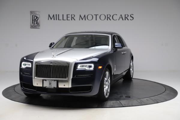 Used 2015 Rolls-Royce Ghost for sale $157,900 at Alfa Romeo of Westport in Westport CT 06880 3