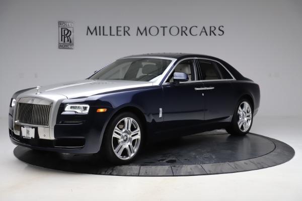 Used 2015 Rolls-Royce Ghost for sale $157,900 at Alfa Romeo of Westport in Westport CT 06880 4