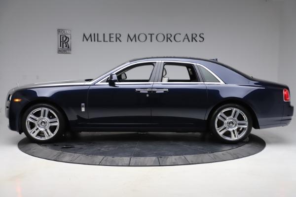 Used 2015 Rolls-Royce Ghost for sale $157,900 at Alfa Romeo of Westport in Westport CT 06880 5