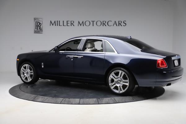 Used 2015 Rolls-Royce Ghost for sale $157,900 at Alfa Romeo of Westport in Westport CT 06880 6
