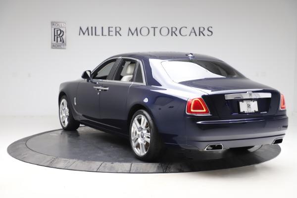 Used 2015 Rolls-Royce Ghost for sale $157,900 at Alfa Romeo of Westport in Westport CT 06880 7