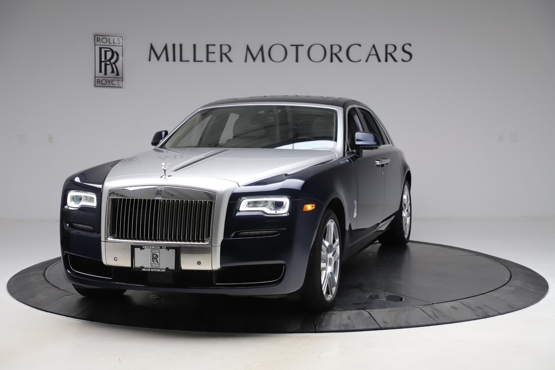 Used 2015 Rolls-Royce Ghost for sale $157,900 at Alfa Romeo of Westport in Westport CT 06880 1