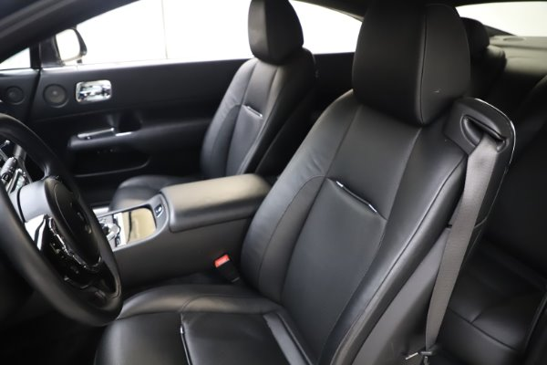 Used 2014 Rolls-Royce Wraith for sale $159,900 at Alfa Romeo of Westport in Westport CT 06880 10
