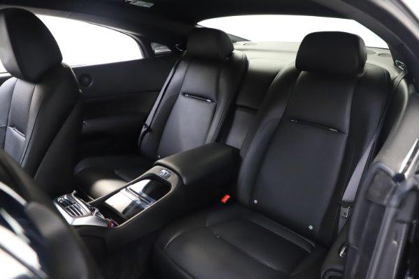 Used 2014 Rolls-Royce Wraith for sale $159,900 at Alfa Romeo of Westport in Westport CT 06880 12