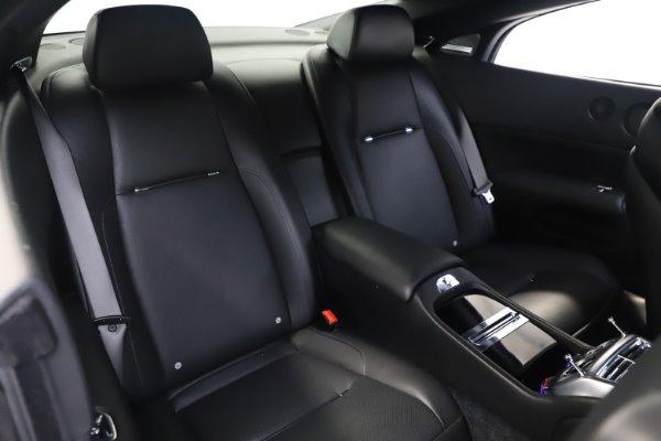 Used 2014 Rolls-Royce Wraith for sale $159,900 at Alfa Romeo of Westport in Westport CT 06880 13