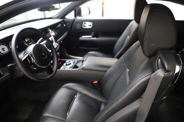 Used 2014 Rolls-Royce Wraith for sale $159,900 at Alfa Romeo of Westport in Westport CT 06880 14