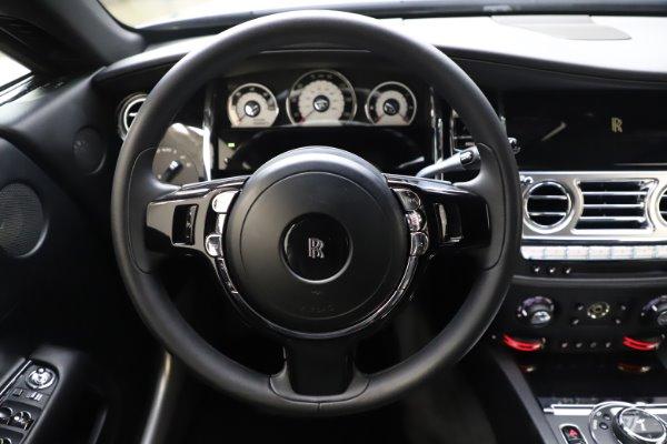 Used 2014 Rolls-Royce Wraith for sale $159,900 at Alfa Romeo of Westport in Westport CT 06880 16