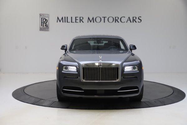 Used 2014 Rolls-Royce Wraith for sale $159,900 at Alfa Romeo of Westport in Westport CT 06880 2